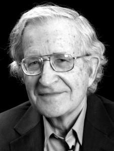 Noam Chomsky (c) Don Usner